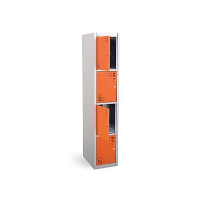Шкафы на 4 ячейки