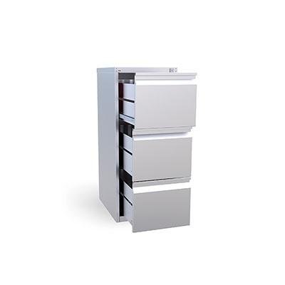 Шкаф файловый AFD 3-100