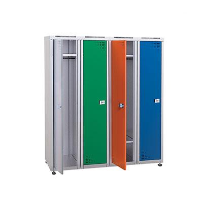 Шкафы четверные серии SW
