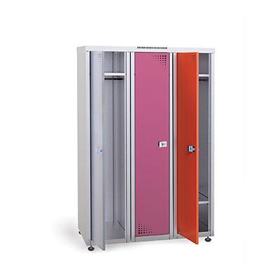 Шкафы тройные серии SW