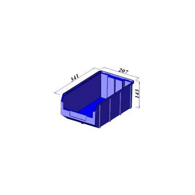 Ящик пластиковый V3