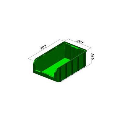 Ящик пластиковый V4